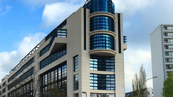 Willy-Brandt-Haus in Berlin