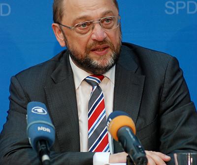 Martin Schulz wird Kanzlerkandidat der SPD