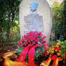 Kurt-Schumacher-Gedenkstein in Wennigsen