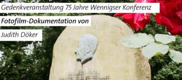 Gedenkstein von Kurt Schumacher in Wennigsen