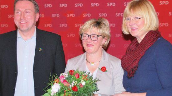 Hartmut Pape, Hiltrud Lotze und Andreas Schröder-Ehlers