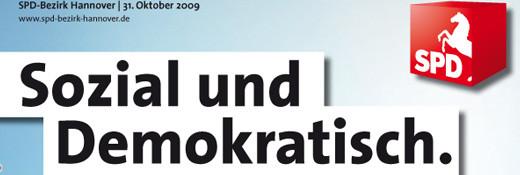Bezirksparteitag 2009