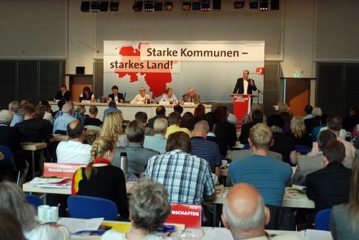 Bezirksparteitag 2011
