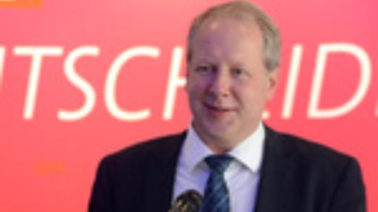 Stefan Schostok, Wahl zum Vorsitzenden 2009