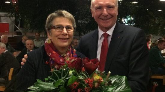 Waltraud Friedemann und Bernd Westphal