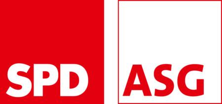 Logo der ASG