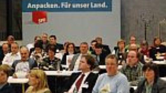 Vertreterkonferenz am 13. März 2009