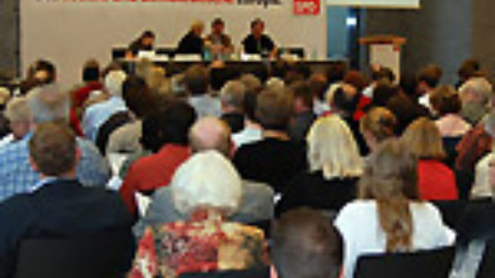 Foto: Europakonferenz