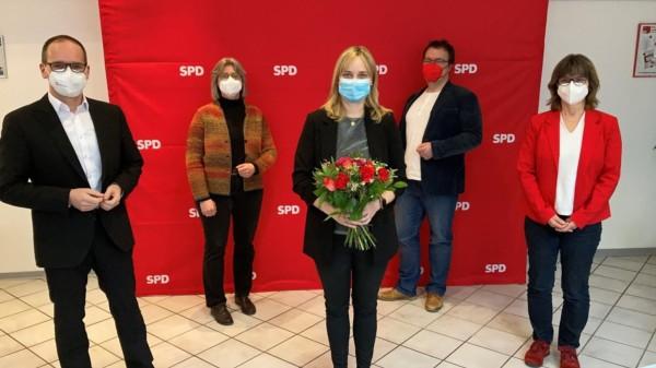 Marja-Liisa Völlers am 20.3.2021